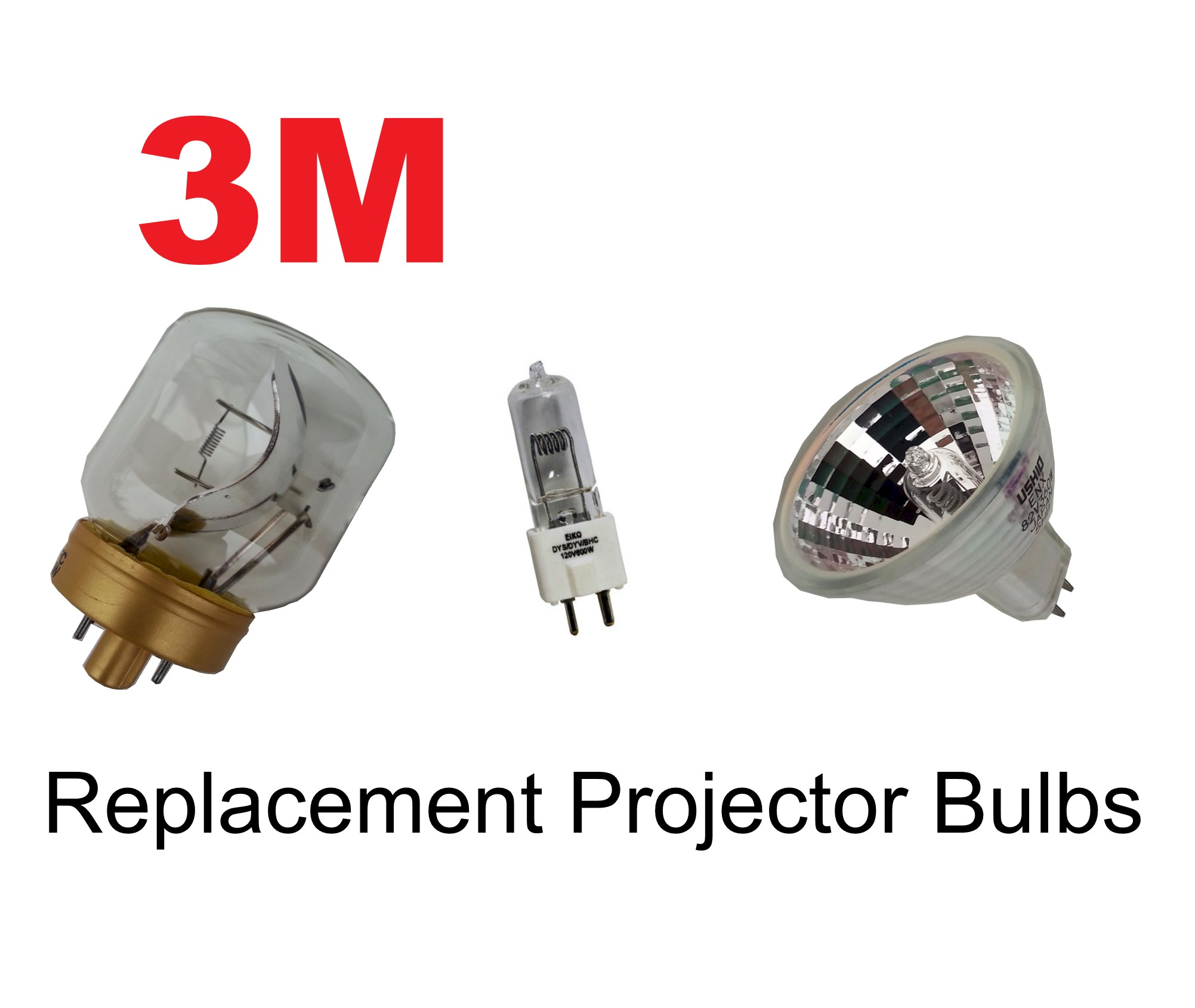 3M Projector Bulbs | In Stock At Low Prices | Bulb Source